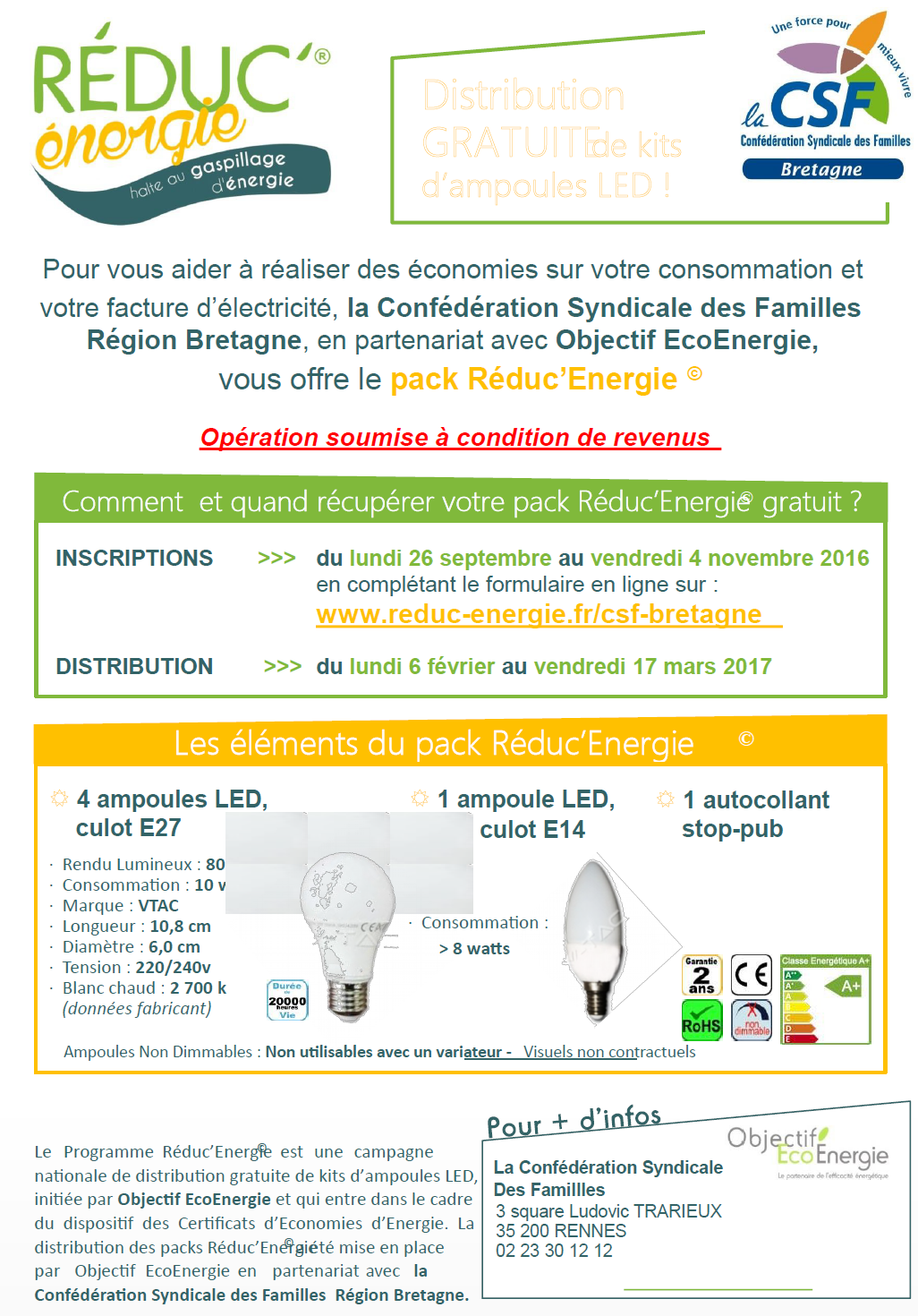 Programme Reduc'Light